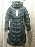 Пуховик женский Snowimage SID-G537/4281 (цвет т.зеленый)