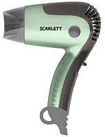 ФЕН  SCARLET SC-079 ,1400 ВТ 2 РЕЖИМА, 1 ТЕМПЕРАТУРА , прибор для ухода за волосами