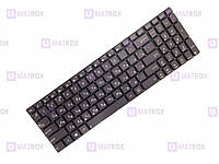 Оригинальная клавиатура для ноутбука Asus UX51VZ, U500VZ series, brown, ru, подсветка