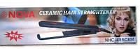 Плойка  для волос Nova 488, выпрямитель, приборы для укладки волос