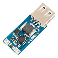 Понижающий преобразователь USB DC-DC 7.5-28В на 5В 3А, фото 1