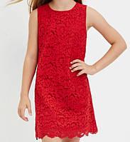Подростковое платье Гипюр