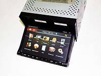 "Автомагнитола  Pioneer PI-803 7"" экран Навигация-Mp3-Dvd-Tv+камера+антена+карты"