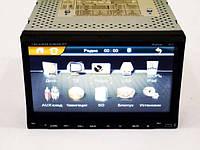 "Автомагнитола  Pioneer PI-803 7"" экран Навигация-Mp3-Dvd-Tv"