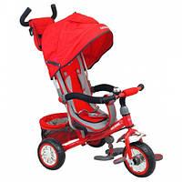 Детский трехколесный велосипед Alexis-Babymix ET-B37-5 Red