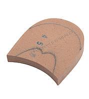 Каблук деревянный без набойки, №44-45