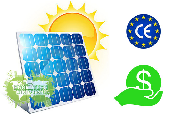 Кредитование промышленных солнечных электростанций
