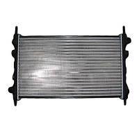 Радиатор охлаждения двигателя Ford Transit, Форд транзит 2.4 TDI / дизель / 2000-2006, YC158005HA / 4374556, фото 1