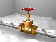 Саморегулирующий кабель. Как муфтировать самрег для обогрева труб?