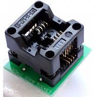 SOIC8-DIP8 адаптер переходник 150mil, фото 1