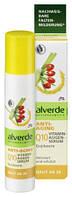 Витаминная сыворотка для кожи вокруг глаз с ягодами годжи +30 Alverde10мл