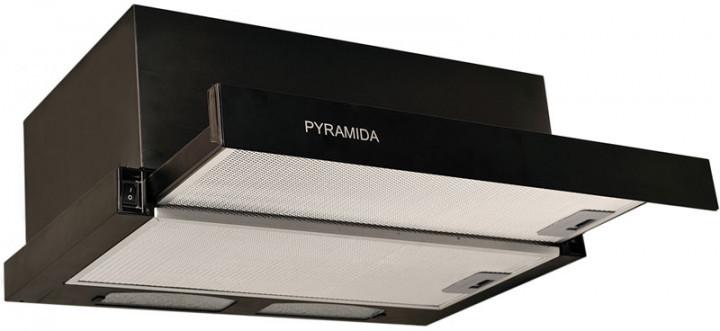 Вытяжка PYRAMIDA TL 60 BL