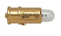 Лампочка HEINE 6V X-004.88.093 для офтальмоскопов SIGMA 150 K, SIGMA 150, SIGMA 150 M2, Германия