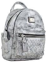 Сумка-рюкзак, темно-серая 553229