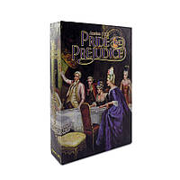 """Книга-сейф с настоящими бумажными страницами """"Гордость и предубеждение""""."""