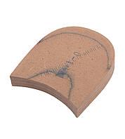 Каблук деревянный без набойки, №40-41