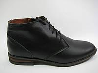Кожаные женские ботинки ТМ Тop Hole