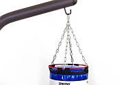 Цепь для боксерского мешка с карабином UR BO-4092Y1 (4 луча, металл, l-34см)