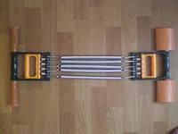 Эспандер плечевой 3 в 1 пружинный