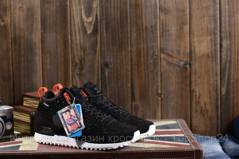 "Кроссовки Adidas Originals Military Trail Runner ""Black/White"""