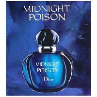 Женская парфюмированная вода Christian Dior Midnight Poison , 100 мл
