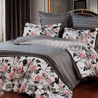 Комплект постельного белья полиэстер 3D 150*220