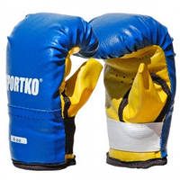 Боксерські рукавиці Sportko 4 унц ПД-2