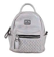 Сумка-рюкзак, серебро 553231