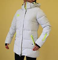 Куртка зимняя женская Azimut 8203-59 белая код 2026А