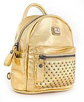Сумка-рюкзак, золотая 553233