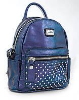 Сумка-рюкзак, синяя 553235