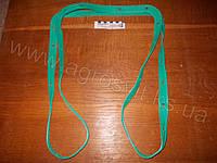 Прокладка поддона картера ЯМЗ-238 (зеленая резина), кат. № 238-1009040