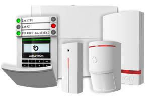 Jablotron JK-100 комплект беспроводной GSM сигнализации, фото 2