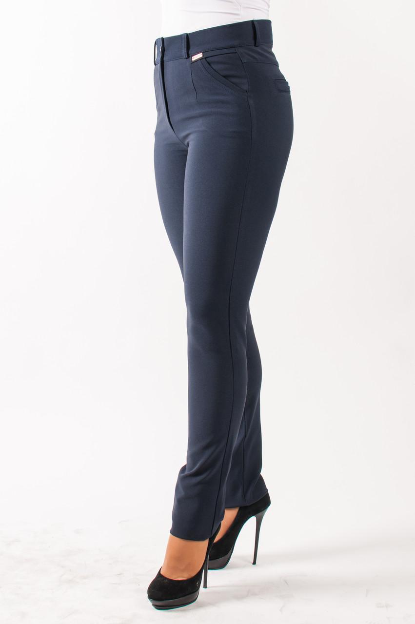 Синие брюки женские доставка