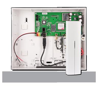 Jablotron JA-101KR-LAN3G централь беспроводной GSM сигнализации