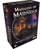 Обитель безумия (второе издание) Бесконечные кошмары (Mansions of Madness (second edition) Recurring Nightmares) настольная игра