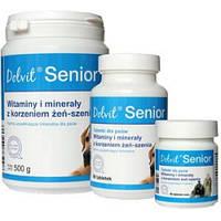 Витамины для пожилых собак Долвит Сеньор (Senior) 520 табл., ведро