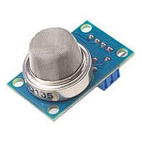 Модуль с датчиком газа MQ135 MQ-135 для определения качества воздуха. Для Arduino, AVR, PIC, ARM и др.