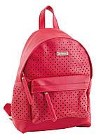 Сумка-рюкзак, малиновая 553247