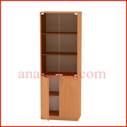 Шкаф распашной КШ-6 (Компанит), фото 2