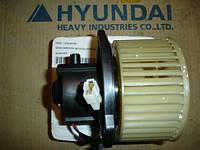 11N6-90700 мотор отопителя для Hyundai R210LC-7