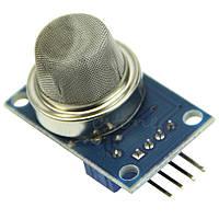 Модуль с датчиком газа MQ5 MQ-5 для обнаружения природного газа метан. Для Arduino, AVR, PIC, ARM и др., фото 1