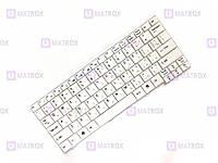 Оригинальная клавиатура для Acer Aspire One A110, A110X, A110L, A150, A150L, A150X series, white, ru