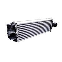 Радиатор интеркулера Ford Transit 2.4 tdi (90ps;120ps;130ps) 2000-2005, YC159L440CA /1C159L440BE /4164696  , фото 1