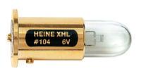 Лампочка HEINE 6V X-004.88.104 для офтальмоскопов OMEGA 500 10В, Германия