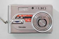 Фотоаппарат UFO Slender DM 5370 -не выезжает объектив-