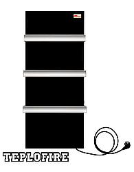 DIMOL Керамический полотенцесушитель (графитовый) 370Вт