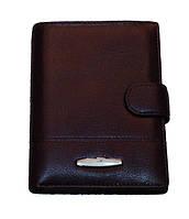 Кошелек Tailian T-265-12H09-B бумажник мужской кожаный коричневый