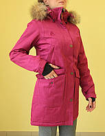 Куртка зимняя женская Azimut 8209 (85) сирень (парка) код 2031А