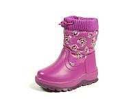 Детские зимние ботинки J&G: A-9161-9